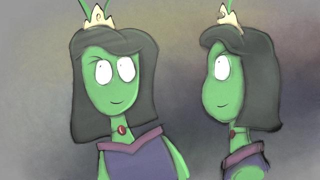 A bug princess